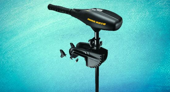 What Type of Trolling Motor You Should Buy