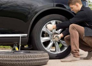 How to Repair a Car Tire Puncture?
