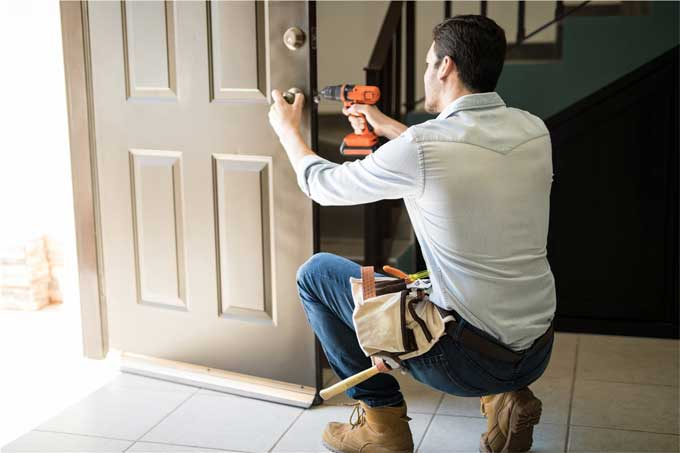 How to Repair Sliding Door Lock