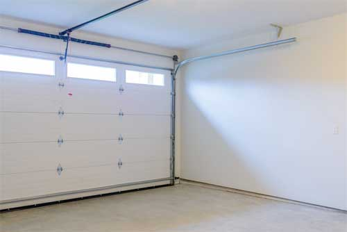 How to test the condition of the garage door