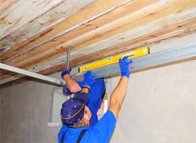 What are signs of garage door replacement