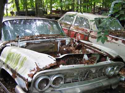 Junk a car without a title