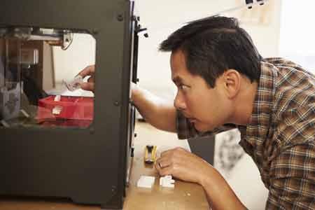 Building the 3D Printer