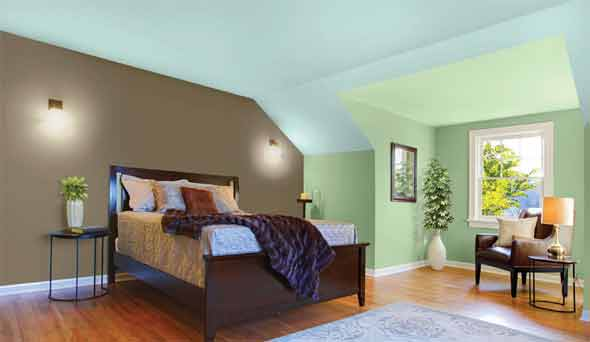 Types of house color that can help you to sell it