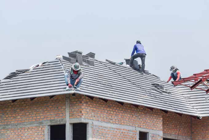 What could be the Advantages of Professional Roofing Services?