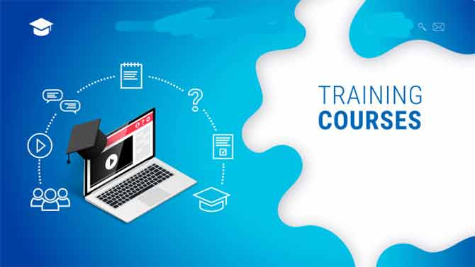The Structure of Online Courses