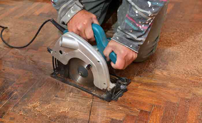 What do you Need to Do in Order to Fix Wooden Flooring?