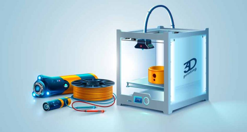How to Make a 3d Printer at Home?